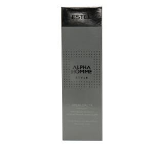 Крем-паста для волос Estel ALPHA HOMME STYLE с матовым эффектом нормальной фиксации 100 мл