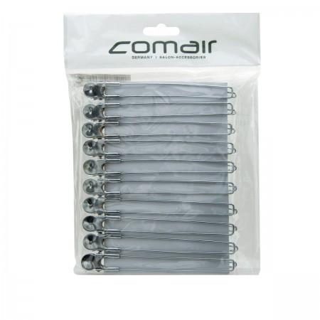 Зажим хромированный Comair 12,5 см 10 шт