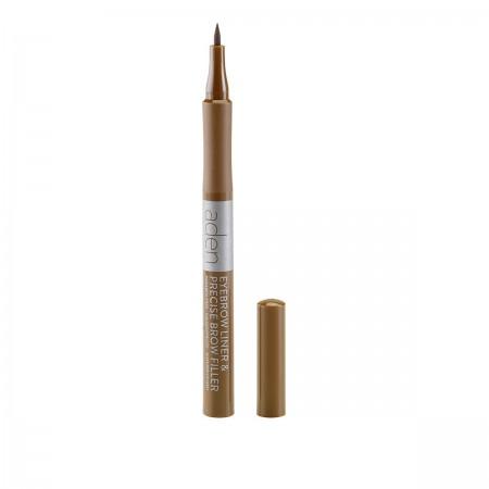 Тушь-маркер для бровей Aden (01 Auburn)