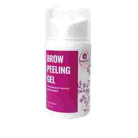 Пилинг очищающий для бровей AntuOne Brow Peeling 50 мл