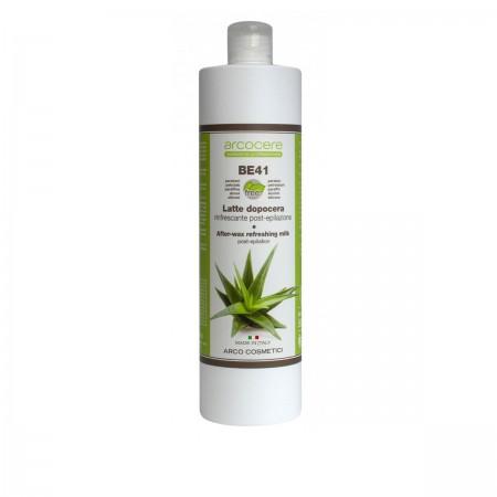 Молочко после депиляции Arcocere Aloe Refreshing afterwax milk, 500 мл