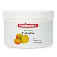 Масло BAEHR Fußbutter для ног с маслом апельсина 75 мл