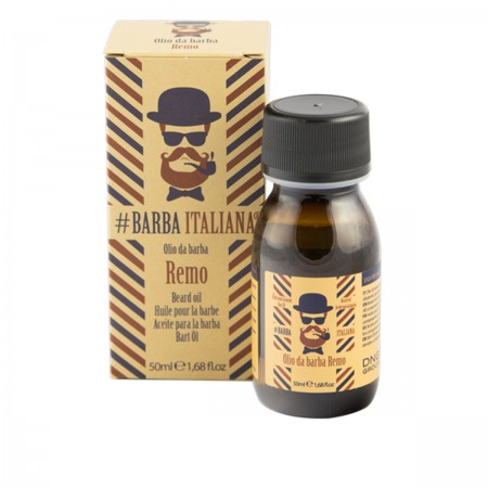 Масло для бороды Barba Italiana REMO 50 мл