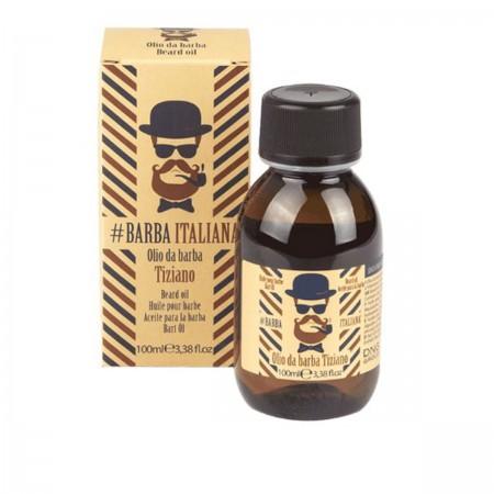 Масло для бороды Barba Italiana TIZIANO 5 мл