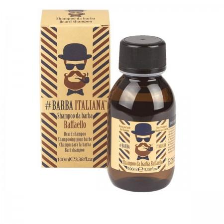 Шампунь для бороды Barba Italiana RAFFAELLO 10 мл