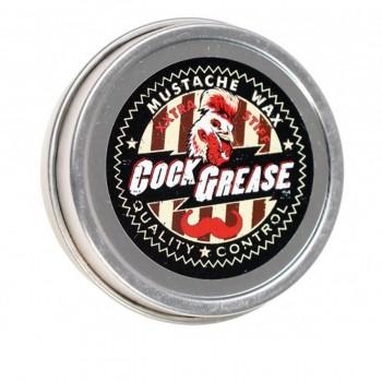 Воск для усов Cock Grease Mustache Wax 28 г