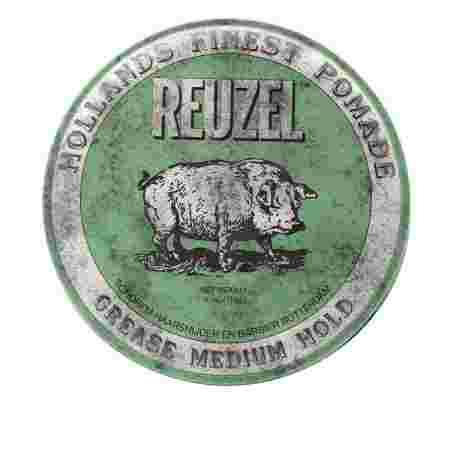 Бриолин Reuzel Grease Medium Hold (Green) 113 г