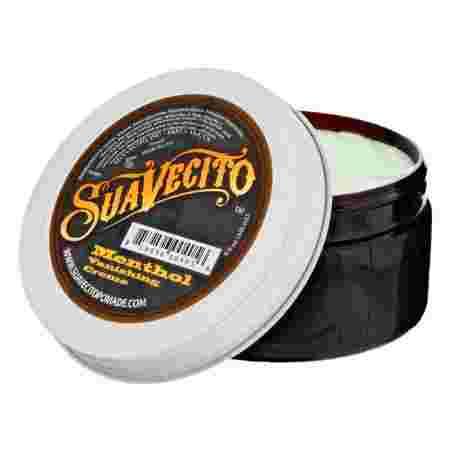 Крем после бритья SuaVecito Menthol Aftershave Cream 236 мл