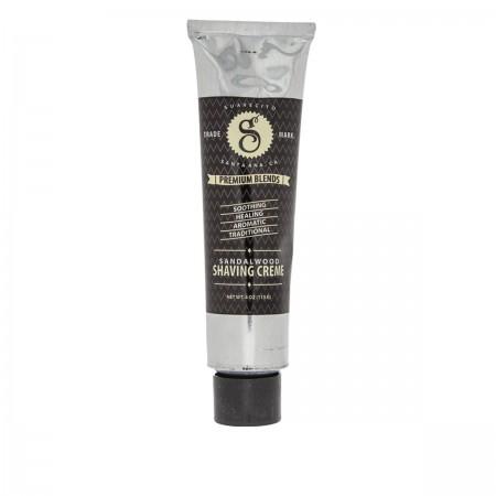 Крем для бритья SuaVecito Premium Sandalwood Shaving Creme 113 мл
