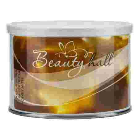 Воск металлическая банка BeautyHall Натуральный 400 мл