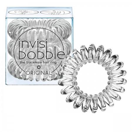 Резинка-браслет для волос Beauty Brands Invisibobble ORIGINAL Crystal Clear
