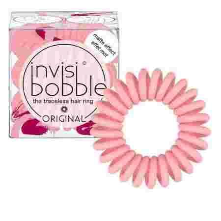 Резинка-браслет для волос Beauty Brands Invisibobble Matte Me Myselfie