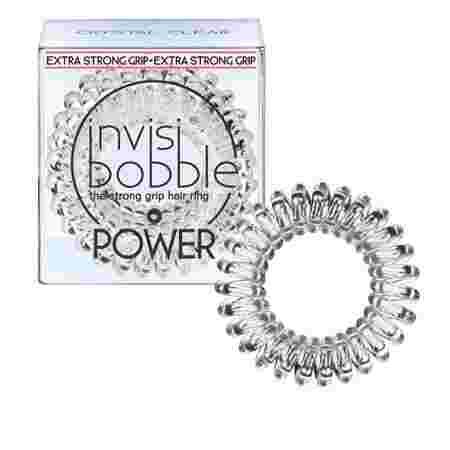 Резинка-браслет для волос Beauty Brands invisibobble POWER Crystal Clear
