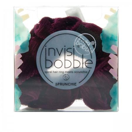 Резинка-браслет для волос invisibobble SPRUNCHIE (Red Wine Is)