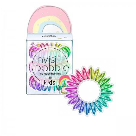 Резинка-браслет для волос Beauty Brands invisibobble KIDS Magic rainbow