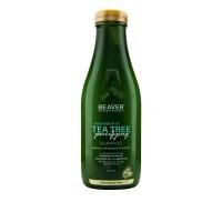 Шампунь BEAVER Tea Tree для жирных волос 730 мл