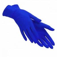 Перчатки нитрил без пудры нестерильные Care Cobalt 100 шт (L)