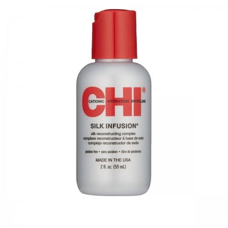 Жидкий шелк натуральный CHI Silk Infusion 59 мл