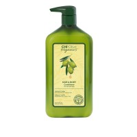 Кондиционер CHI Olive Organics Hair and Body Conditioner восстанавливающий, питательный, увлажняющий 710 мл