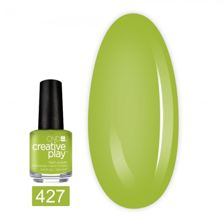 Лак для ногтей CND Creative Play 13,6 мл (427 Toe The Lime)