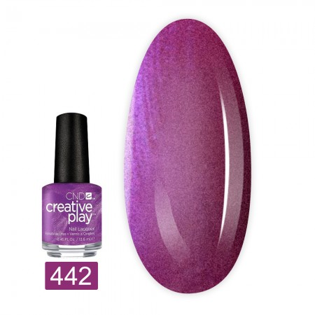 Лак для ногтей CND Creative Play 13,6 мл (442 Fuchsia Is Ours)