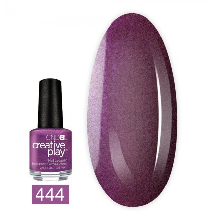 Лак для ногтей CND Creative Play 13,6 мл (444 Raisin Eyebrows)
