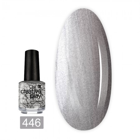 Лак для ногтей CND Creative Play 13,6 мл (446 Polish My Act)