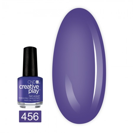 Лак для ногтей CND Creative Play 13,6 мл (456 Isnt She Grape)