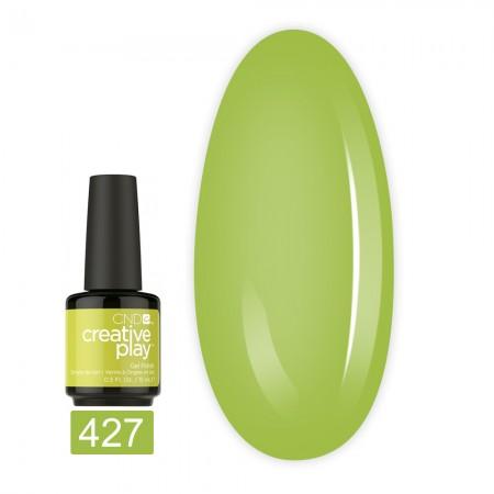 Гель-лак CND Creative Play 15 мл (427 Toe The Lime)