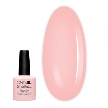 Гель-лак CND Shellac 7.3 мл (Clearly Pink)