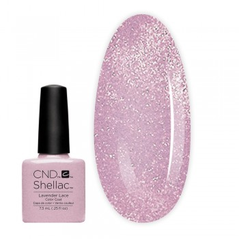 Гель-лак CND Shellac 7.3 мл (Lavender Lace)