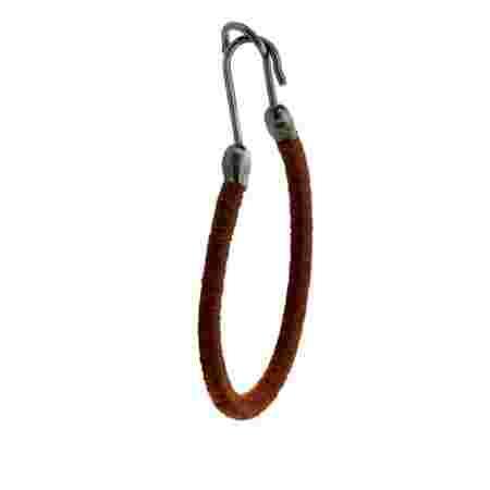Резинка с крючком Comair черная/коричневая/цветная 1 шт