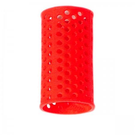 Бигуди пластиковые Comair красные 35 мм 10 шт