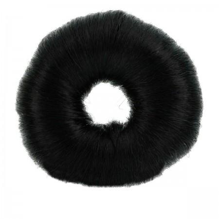 Валик для причесок круглый Comair черный 9 см