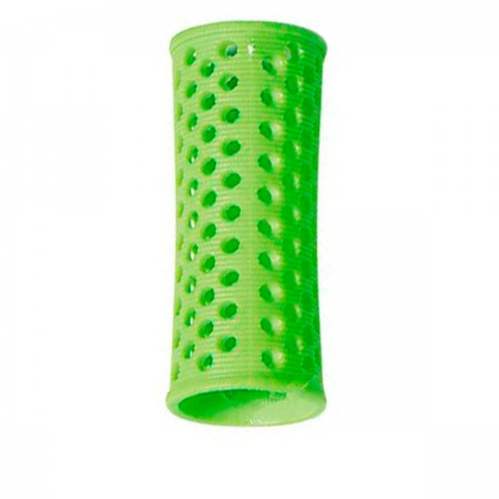 Бигуди пластиковые Comair зеленые 25 мм 10 шт
