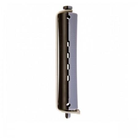 Бигуди для холодной завивки Comair черно-серые длинные d16 мм 12 шт