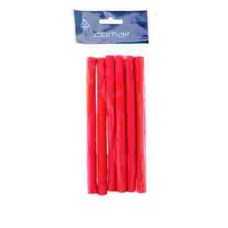 Бигуди папилоты Comair Flex красные 12*170 мм 6 шт