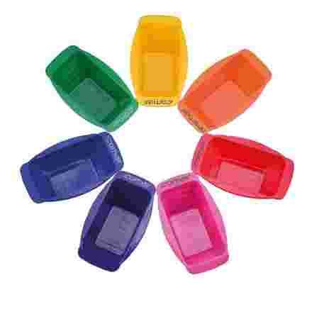 Мисочка Comair разноцветная для покраски (маленькие) 1 шт