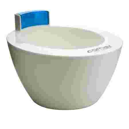 Миска для окрашивания Comair бело-синяя 350 мл