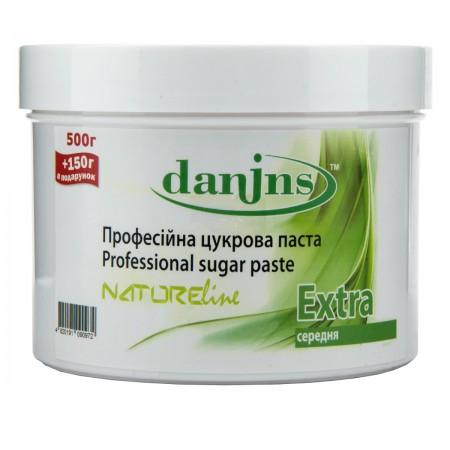 Паста сахарная средняя Danins 500 г