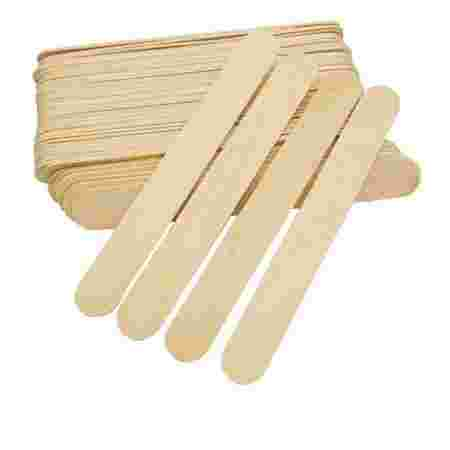 Шпатель деревянный Danins 150 мм 17 мм 1.6 мм 20 шт