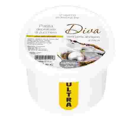 Шугаринг-паста профессиональная DIVA Ultra Soft 400 г