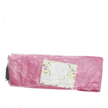 Чехол для ванночки педикюрной Doily Panni Mlada 50*70 см с резинкой розовый 50 шт в упаковке