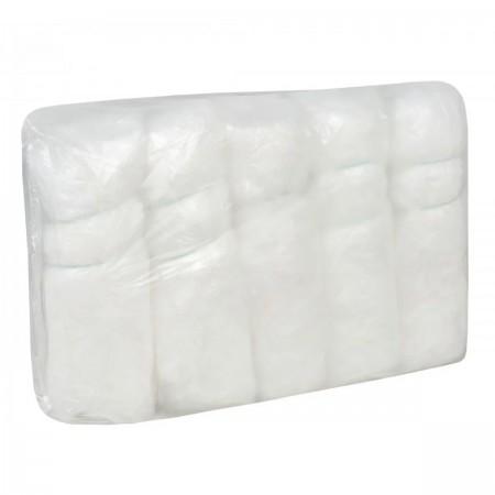 Чехол на ванночку педикюрную Doily прозрачный 80*80 см 50 шт в упаковке
