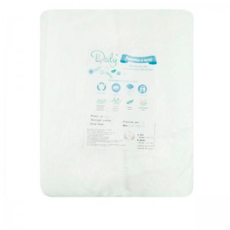 Салфетки гладкие Doily 30*30 см 40 г/м2 100 шт в упаковке
