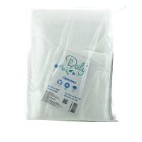 Салфетки гладкие Doily 30*40 см 40 г/м2 100 шт в упаковке