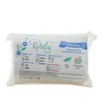 Салфетки сетка Doily 6*10 см 40 г/м2 100 шт в упаковке