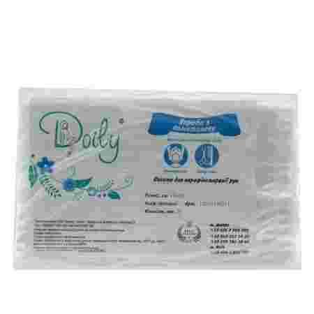 Пакеты для парафинотерапии рук Doily 15*40 100 шт в упаковке
