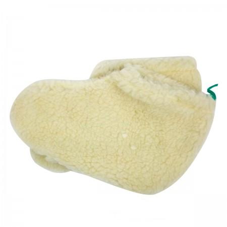 Носочки для парафинотерапии Doily меховые 1 пара