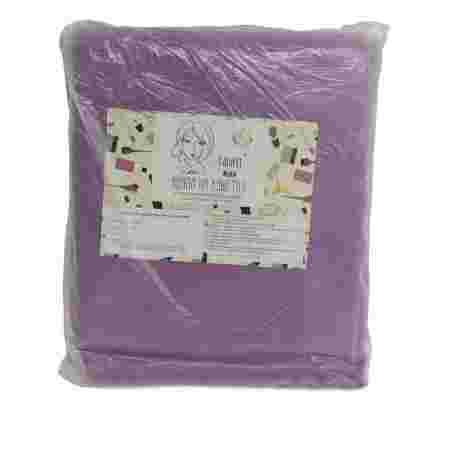 Чехол на кушетку Doily Panni Mlada шоколадный 0,8*2,1 м 45 г/м2 стандарт (Фиолетовый)